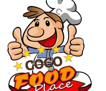 Logo Coco Food Place