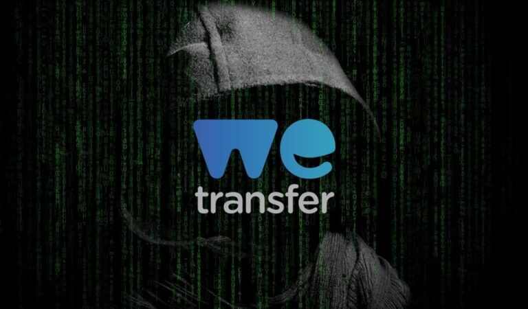 Cuidado con la estafa de phishing en WeTransfer